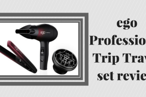 ego Professional Trip Travel set review TheFuss.co.uk