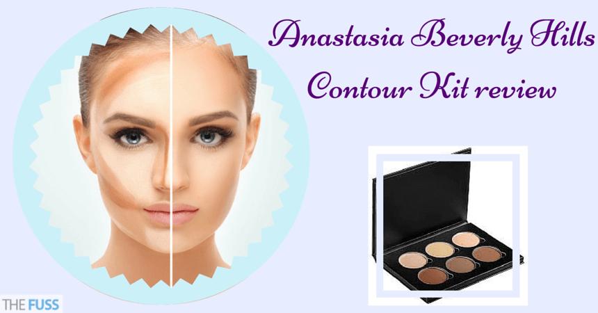 Anastasia Beverly Hills Contour Kit review TheFuss.co.uk