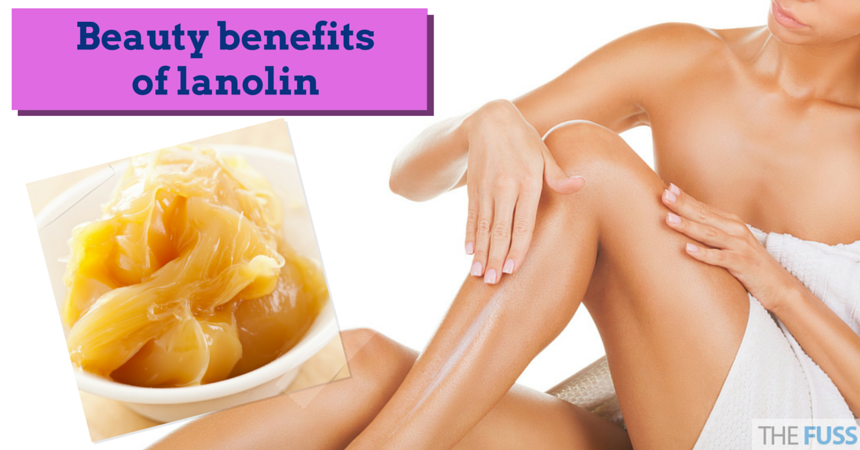 Beauty benefits of lanolin TheFuss.co.uk
