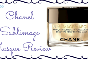 Chanel Sublimage Masque review TheFuss.co.uk