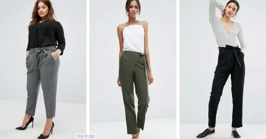 How To Wear Peg Leg Trousers TheFuss.co.uk