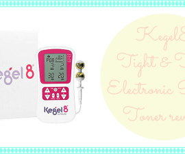Kegel8 Tight & Tone Electronic Pelvic Toner review TheFuss.co.uk