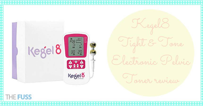 Kegel8 Tight & Tone Electronic Pelvic Toner review TheFuss.co.uk