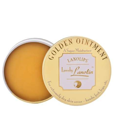Beauty products with Lanolin TheFuss.co.uk