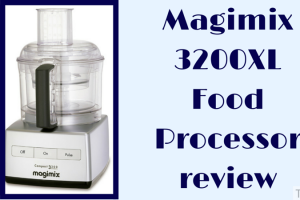 Magimix 3200XL Food Processor review TheFuss.co.uk
