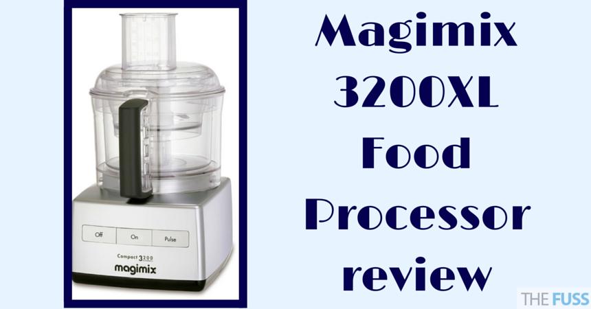 Magimix 3200XL Food Processor review TheFuss.co.uk