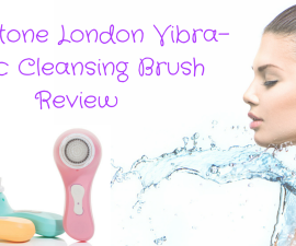 Magnitone London BareFaced! Cleansing & Toning Brush review TheFuss.co.uk