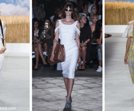 SS16 fashion trend The bare shoulder TheFuss.co.uk