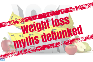 Weight loss myths debunked TheFuss.co.uk
