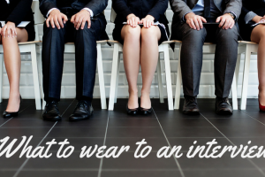 What to wear to an interview TheFuss.co.uk