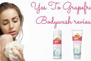 Yes To Grapefruit Bodywash review TheFuss.co.uk