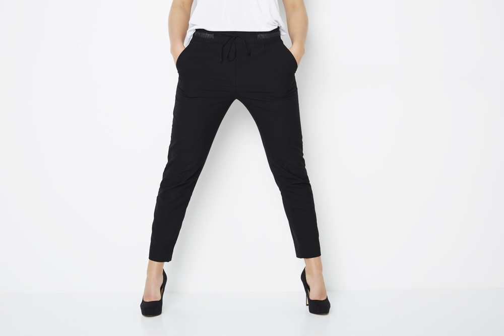 How to wear the peg leg trouser TheFuss.co.uk
