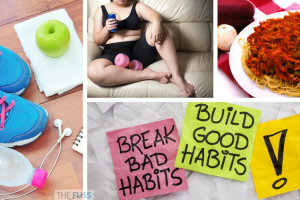 Bad habits getting in the way of a healthy lifestyle TheFuss.co.uk