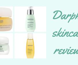 Darphin skincare reviews