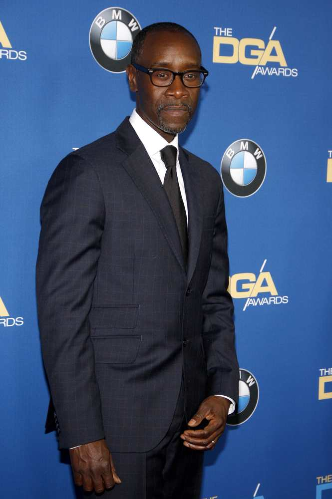 Don Cheadle's best movie roles TheFuss.co.uk