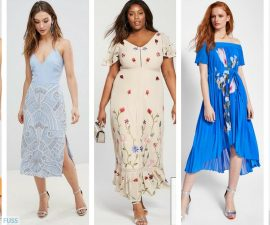 Dresses perfect for wedding guests in 2018 TheFuss.co.uk