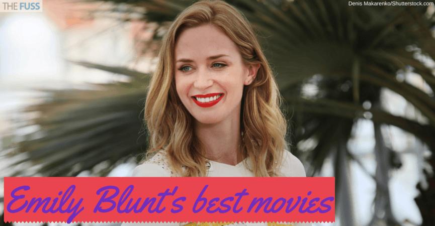 Emily Blunt's best mov...