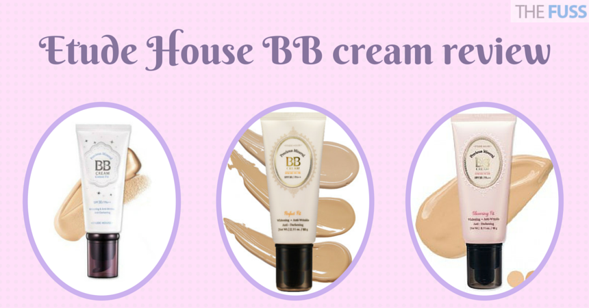 Etude House BB cream review TheFuss.co.uk