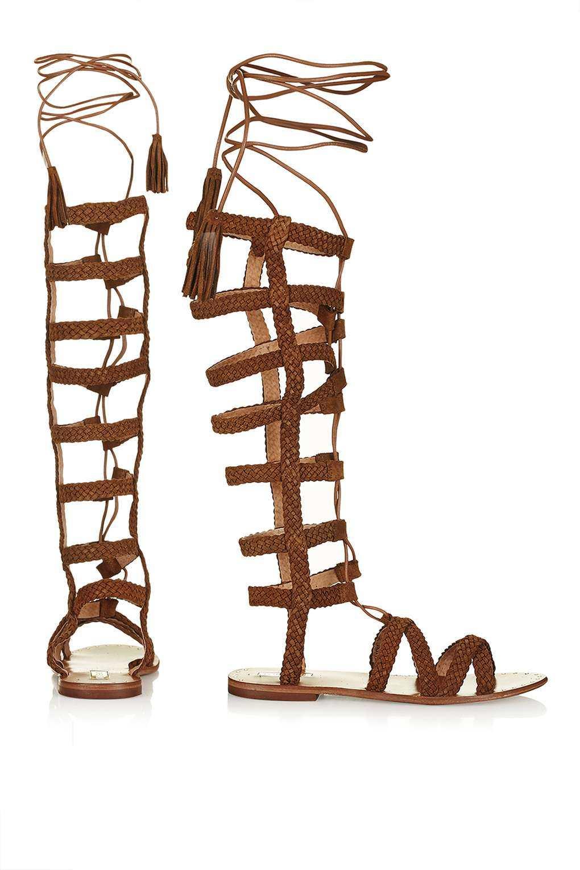 FARADAY High-Leg Sandals