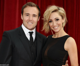 Alan Halsall and Lucy-Jo Hudson recently announced they would be divorcing after 7 years of marriage TheFuss.co.uk