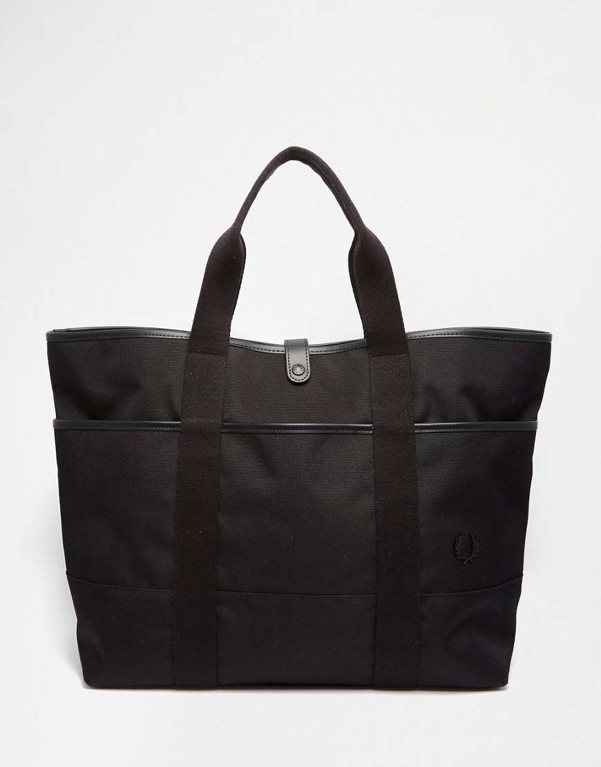 Fred Perry Nylon Tote Bag