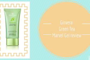 Ginvera Green Tea Marvel Gel review TheFuss.co.uk