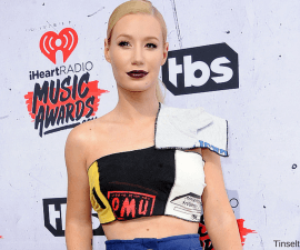 Jumpsuits and trousers dominate red carpet style at the iHeartRadio Music Awards TheFuss.co.uk