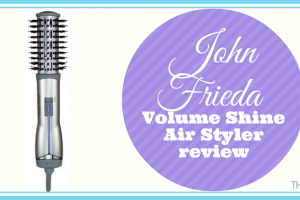 John Frieda Volume Shine Air Styler review TheFuss.co.uk