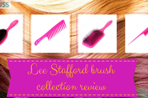 Lee Stafford brush collection review TheFuss.co.uk