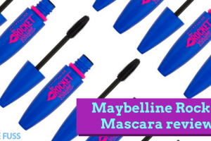 Maybelline Rocket Mascara review TheFuss.co.uk