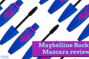 Maybelline Rocket Mascara review TheFuss.co.uk