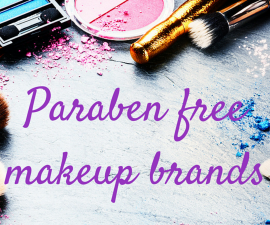 Paraben free makeup brands TheFuss.co.uk (2)