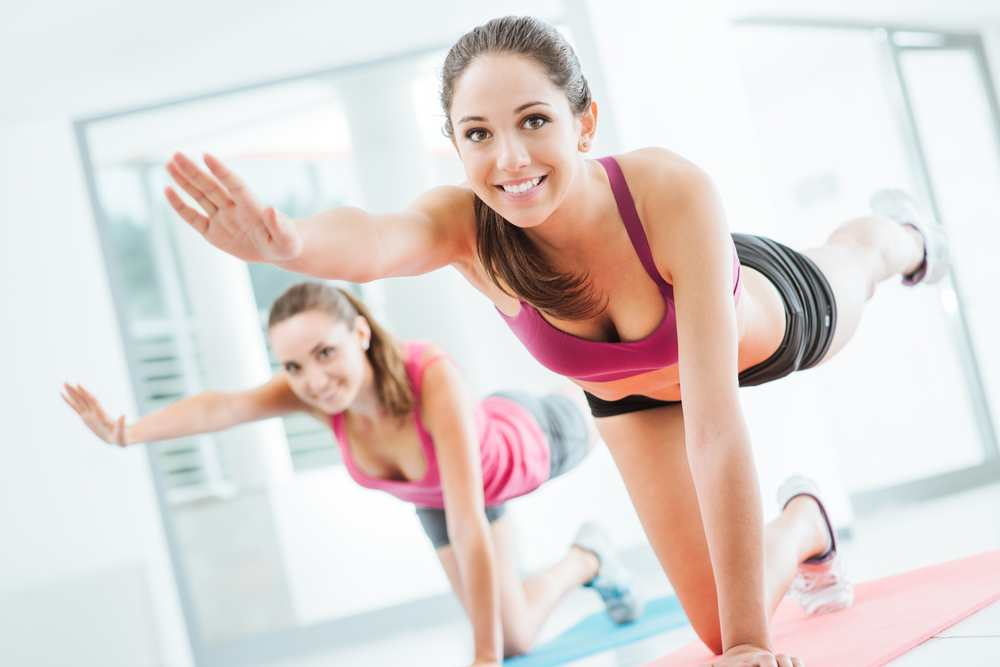 Pilates exercises to help you run better TheFuss.co.uk