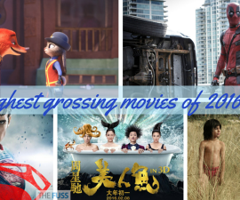 The highest grossing movies of 2016 so far TheFuss.co.uk