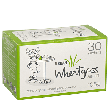 Urban Health Wheatgrass Powder