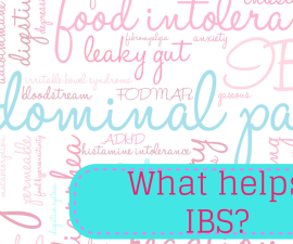 What helps IBS TheFuss.co.uk