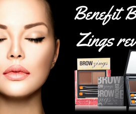 Benefit Brow Zings review TheFuss.co.uk