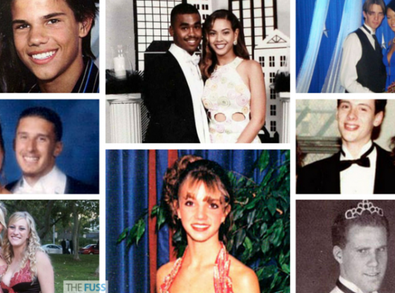 Celebrity prom pictures that will make you cringe TheFuss.co.uk