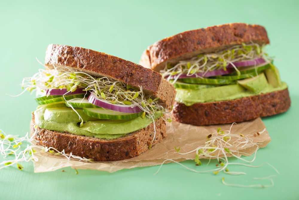 Healthy sandwich ideas for British Sandwich Week TheFuss.co.uk