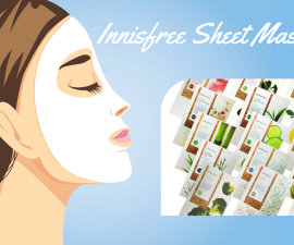 Innisfree sheet mask review TheFuss.co.uk
