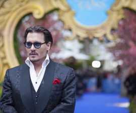 The many faces of Johnny Depp TheFuss.co.uk
