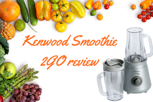 Kenwood Smoothie 2GO review TheFuss.co.uk