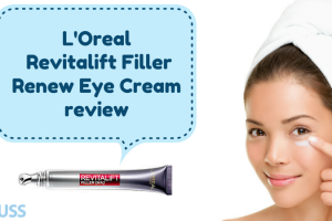 L'Oreal Revitalift Filler Renew Eye Cream review TheFuss.co.uk