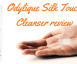 Odylique Silk Touch Cleanser review TheFuss.co.uk