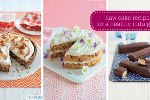 Raw cake recipes for a healthy indulgence TheFuss.co.uk