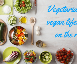 Vegetarian and vegan lifestyles on the rise TheFuss.co.uk