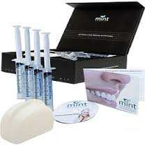 Mint Cosmetics teeth whitening kit review TheFuss.co.uk