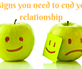 13 Signs you need to end your relationship TheFuss.co.uk