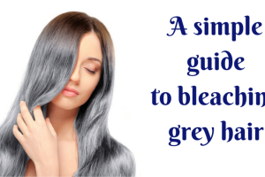 A simple guide to bleaching grey hair TheFuss.co.uk