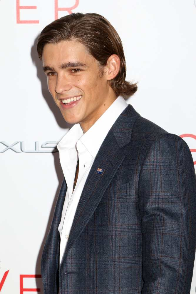 Brenton Thwaites discusses his role in Dead Men Tell No Tales TheFuss.co.uk
